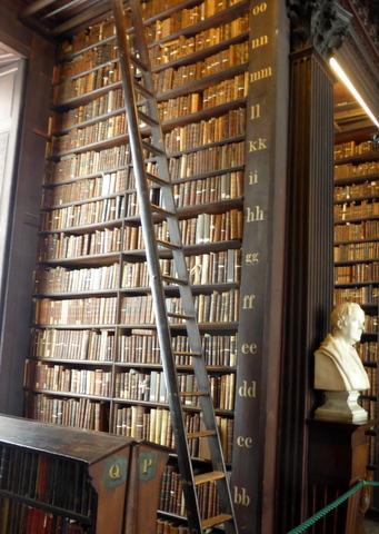 Trinity College, Library, Dublin