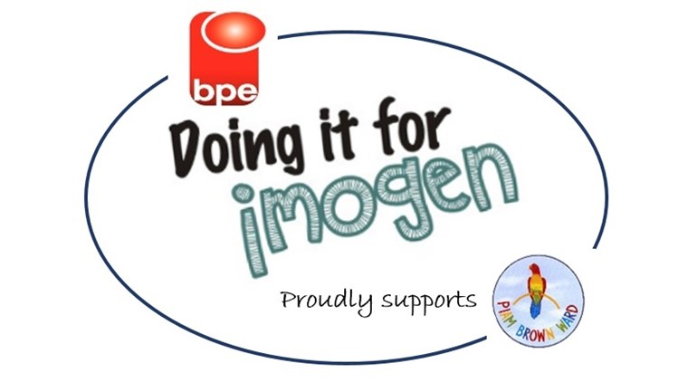Doing it for Imogen