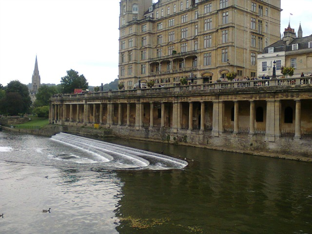 Beautiful Bath.