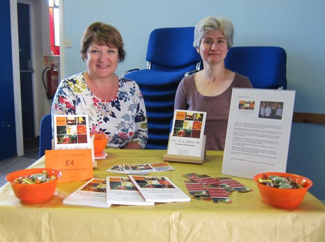 Authors: Karen Stephen (left) and Catherine Griffin.
