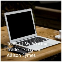 Writing Tools:  Why I use Scrivener Writing Software