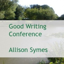 What Makes a Good Writing Conference?
