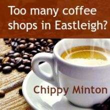 Too Many Coffee Shops in Eastleigh? Think Again.