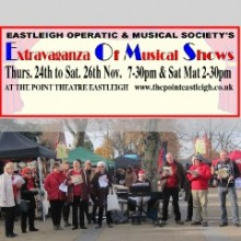 Eastleigh Operatic and Musical Society: Extravaganza of Musical Shows