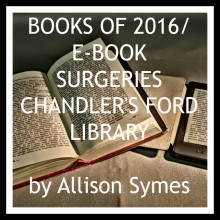 Books of 2016; Ebook Surgeries at Chandler's Ford Library