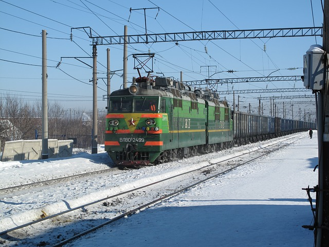 On the Trans-Siberian routes - Image via Pixabay