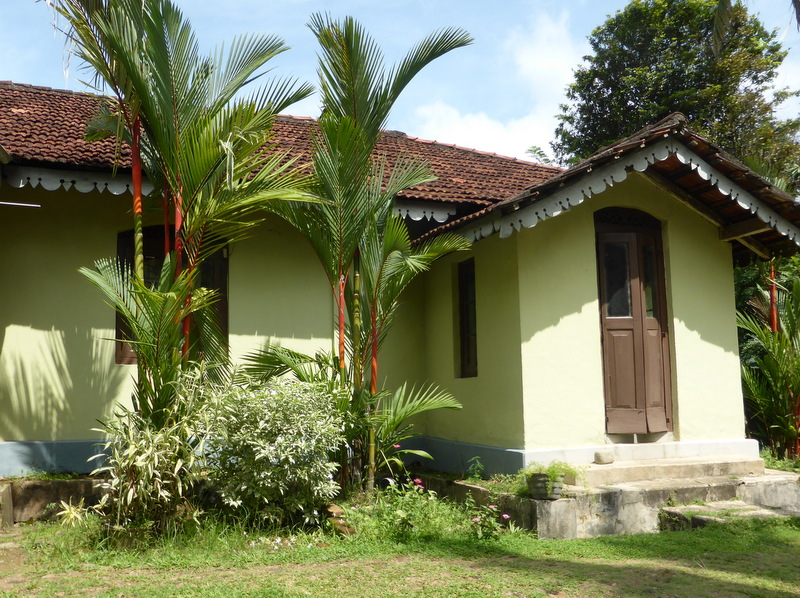 Michael Ondaatje's boyhood home, Rock Hill, Kegalle, Sri Lanka