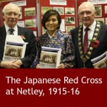 The Japanese Red Cross at Netley, 1915-16