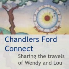 The Travels of Wendy and Lou in Chandler's Ford