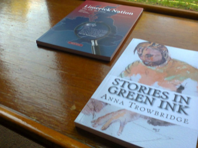 One limerick in print and another short story