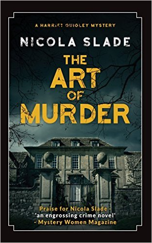 The Art of Murder by Nicola Slade.