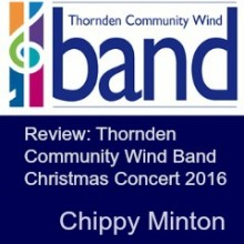 Thornden Community Wind Band Christmas Concert