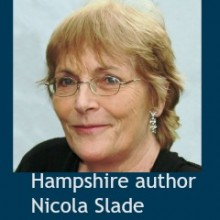 Nicola Slade Hampshire author