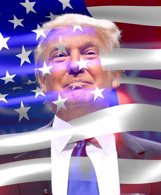 Donald Trump image via Pixabay.