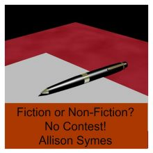 Fiction -v- Non-Fiction?  No Contest!