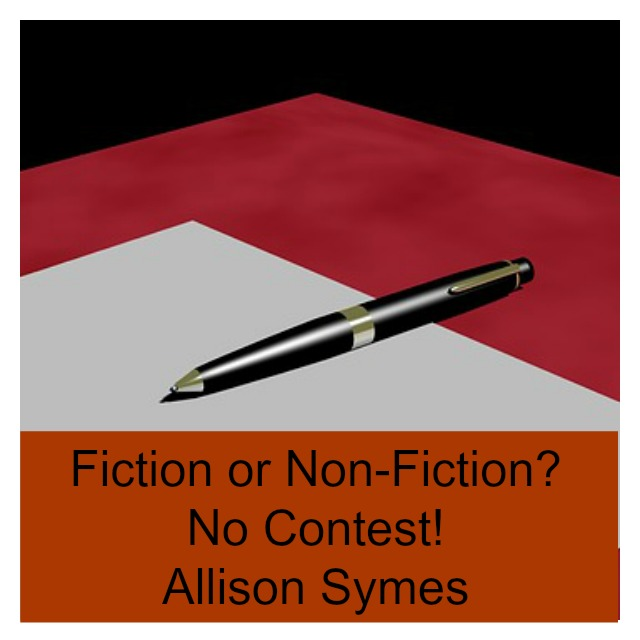 Feature Image - Fiction and Non-Fiction - image via Pixabay
