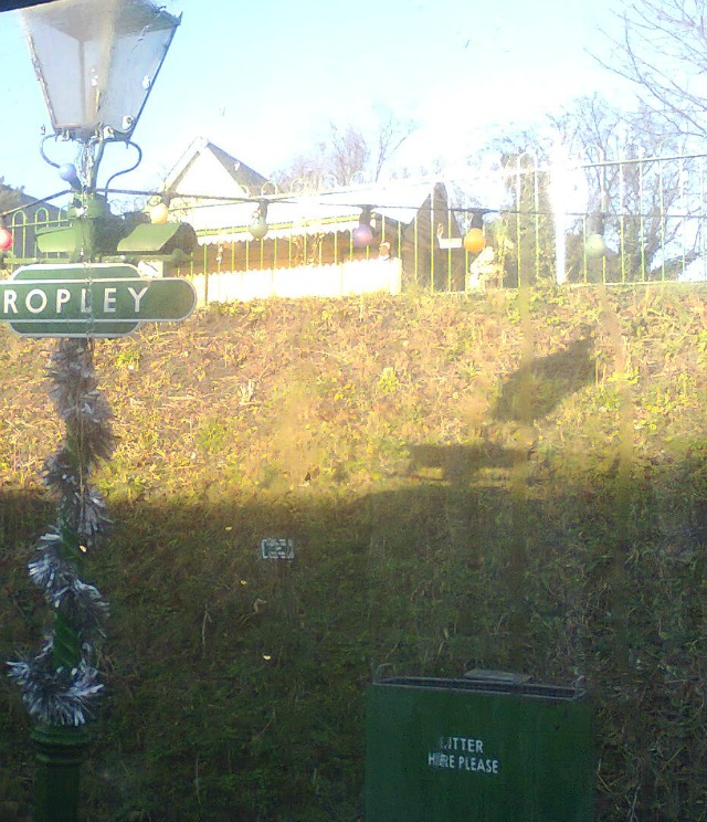 Ropley station