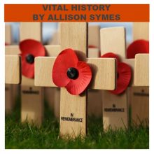 Vital History by Allison Symes