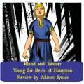 Feature Image - Blood and Valour Young Sir Bevis Comic Review
