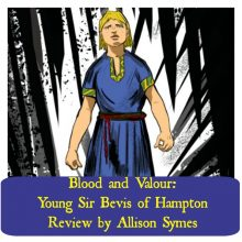 Blood and Valour:  Comic Book Review – Allison Symes