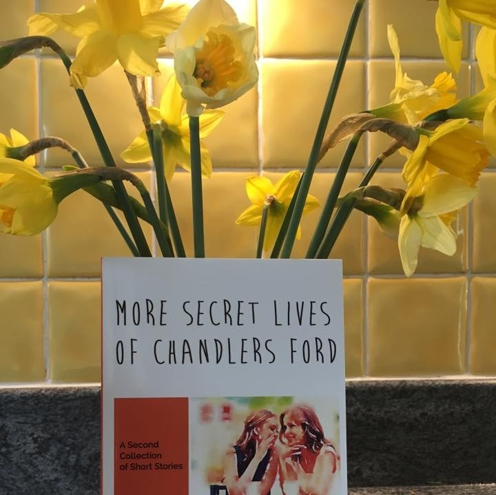 Boook 2: More Secret Lives of Chandler's Ford by four Chandler's Ford authors. (Image credit: Karen Stephen)