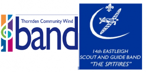 Thorden Community Wind band and Spitfires
