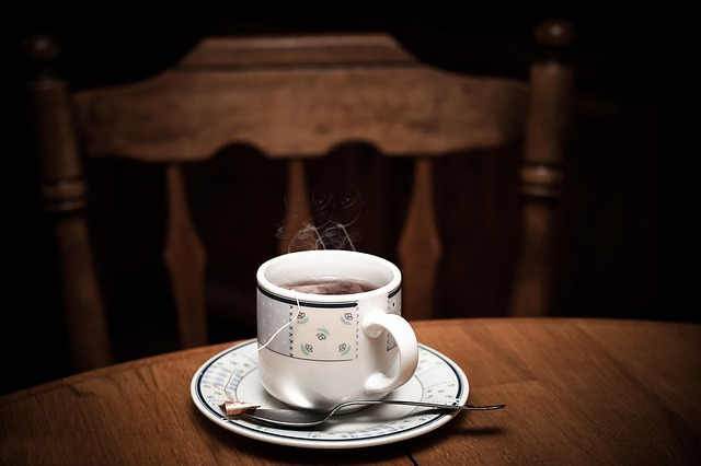 A good old-fashioned cuppa went down well online, as well as the alcohol! Image via Pixabay