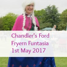 Chandler's Ford Fryern Funtasia 1 May 2017