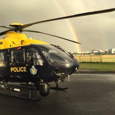 NPAS Filton (Police Helicopter)