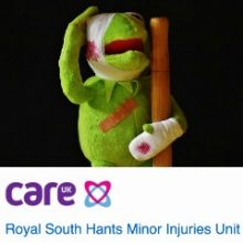 Recommendation: Royal South Hants Minor Injuries Unit