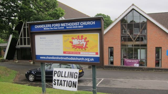 Chandler's Ford Methodist Church