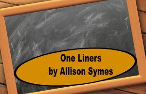 One Liners - image via Pixabay
