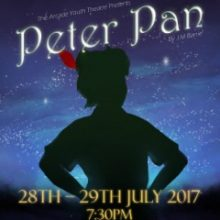 The Arcade Youth Theatre: Peter Pan by J.M Barrie; 28th – 29th July 2017