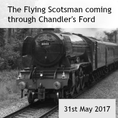 The Flying Scotsman In Chandler S Ford Chandler S Ford Today