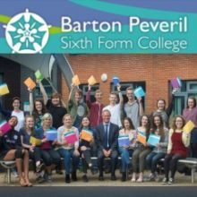 Barton Peveril Students Excel in 2017 A Level & Vocational Qualification