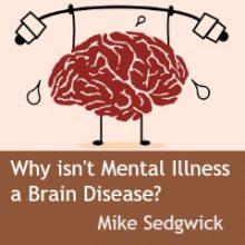 Why isn't Mental Illness a Brain Disease?