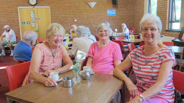 Methodist Church Chandler's Ford Coffee Room Gift Day