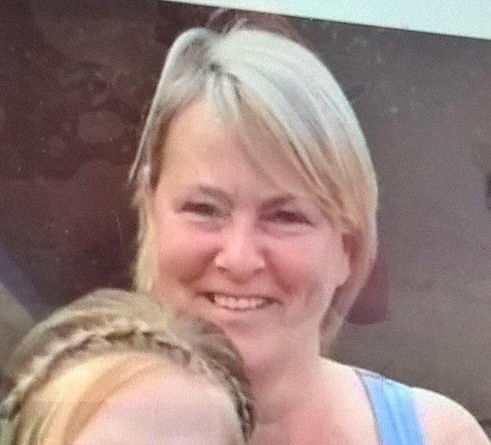 Missing person Kim Hand-Davis