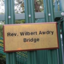 Rev. Wilbert Awdry Bridge in Chandler's Ford
