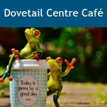 Transformation: Dovetail Centre and Dovetail Centre Café