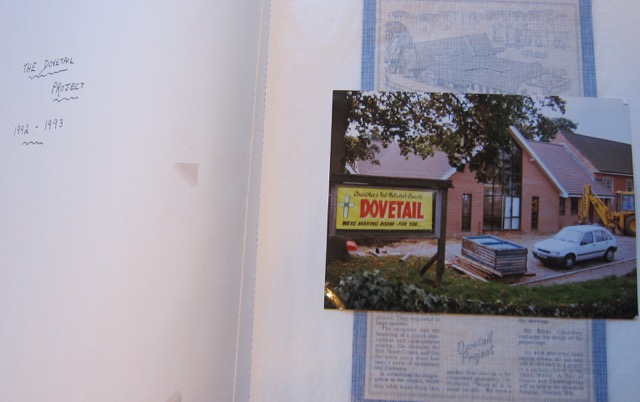 Dovetail Project 1992-1993