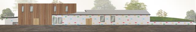 April Rapley: re-designing Chandler's Ford Infant School.