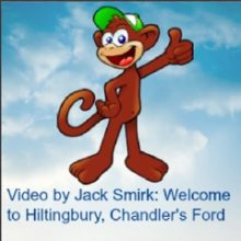New Video: Welcome to Hiltingbury, Chandler's Ford