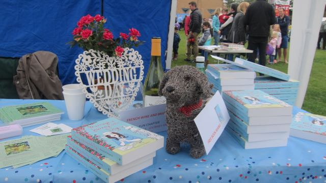 Brenda Sedgwick's book: Marriage, a Journey, and a Dog.