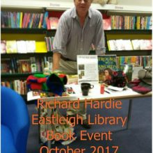 Book Signing Report:  Richard Hardie and Eastleigh Library