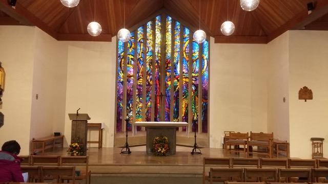 Parish of St Swithun Wells - harmony and peace.
