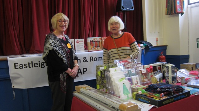 Eastleigh Borough and Romsey Mencap Society
