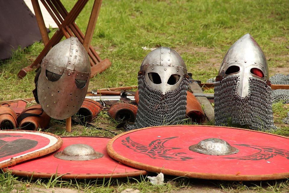 Medieval armour - image via Pixabay
