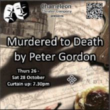 Review: Murdered to Death by Chameleon Theatre Company