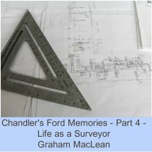 Chandler's Ford Memories from Hong Kong – Part 4 – Being a Surveyor